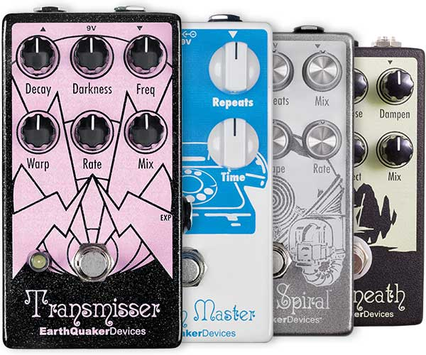 Earthquaker Devices | Audio Distribution Group